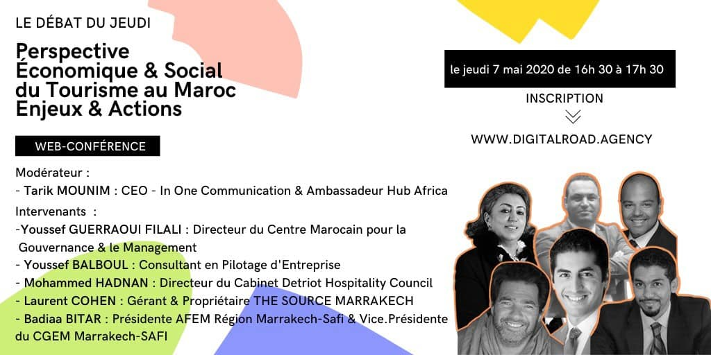 Agence de communication: web conference