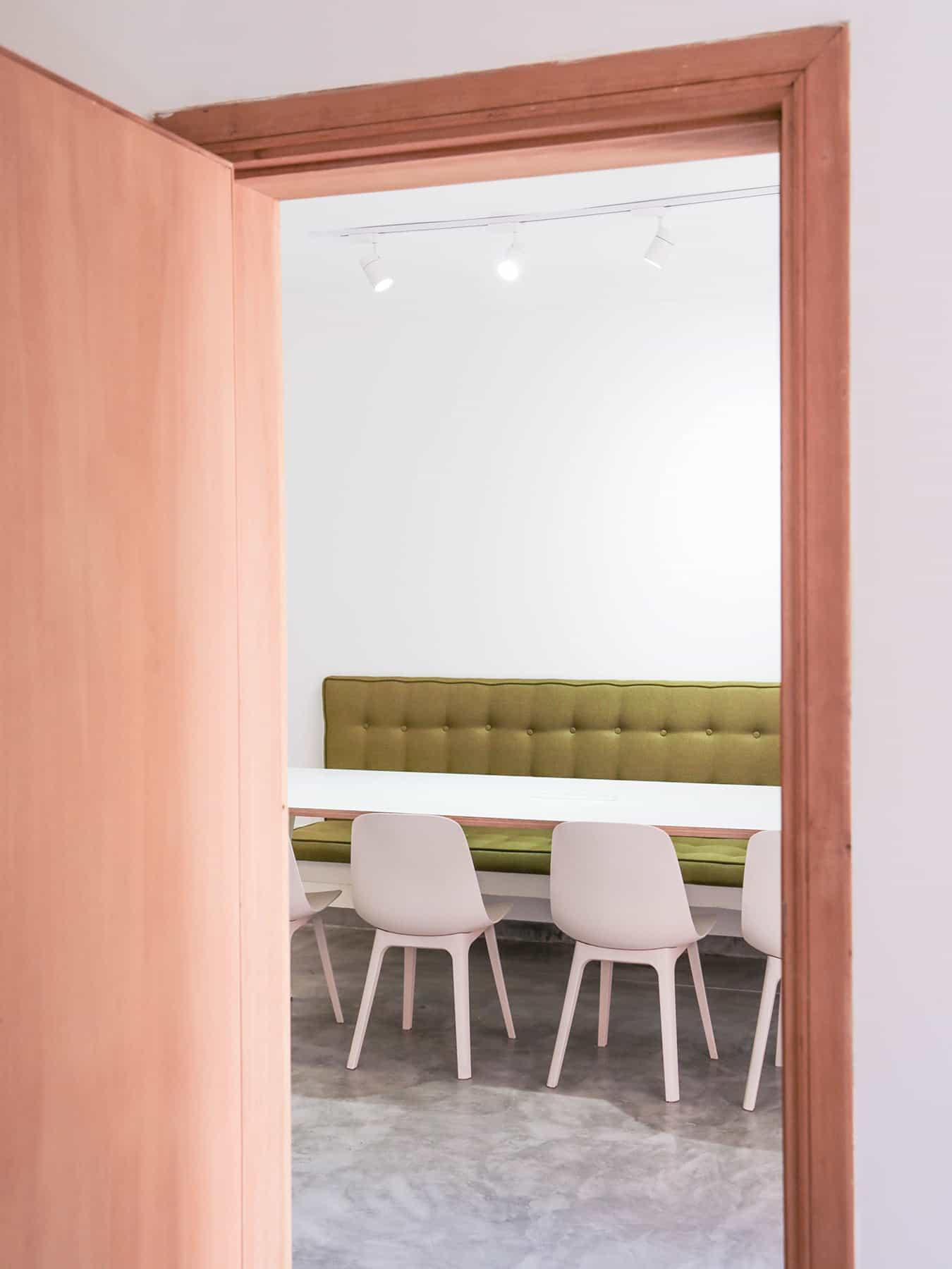 Agence de marketing digital: architecture d'intérieur