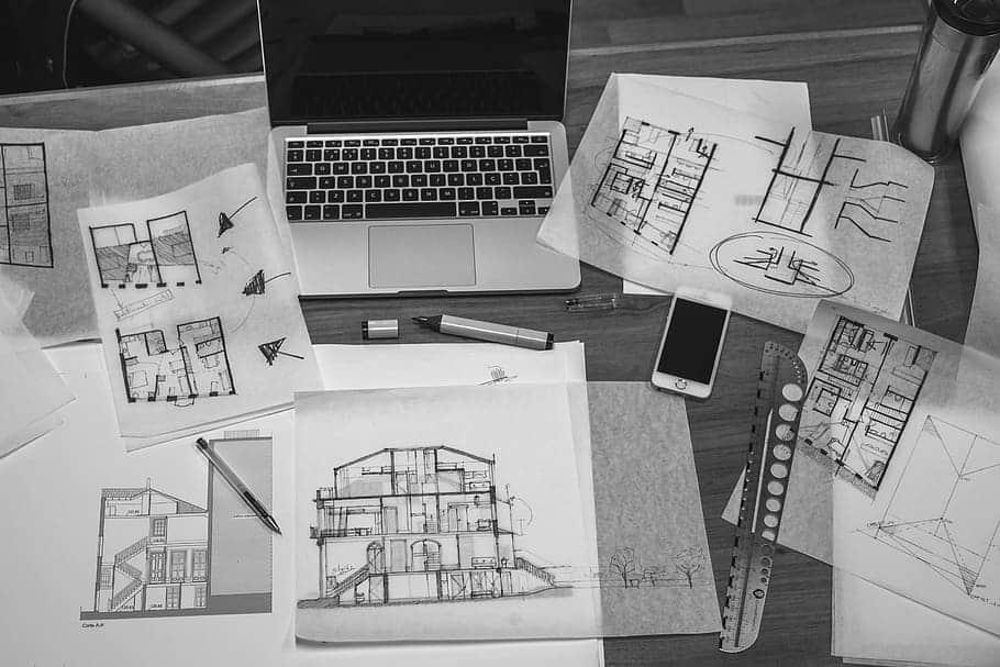 Agence de communication: architecture d'intérieur